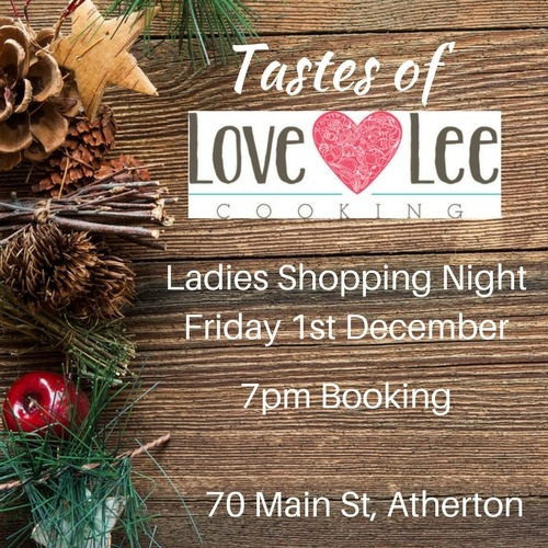 7pm Tastes of Love - Lee
