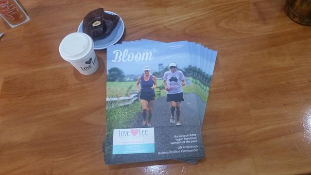 Bloom Magazine Interview